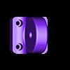 Articulation 40x40 02.stl Download free STL file Motorhome TV support • 3D print design, Ldom21