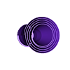 Vase.stl Download free STL file Spiral vase • 3D printing model, DK7
