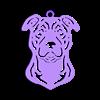 7.stl Download STL file Dogs • 3D printing object, GENNADI3313