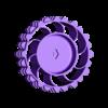 wheel_left.stl Download free STL file parametric R/C Car Wheel • 3D print object, Reneton
