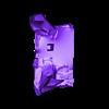 Base-03.stl Download free STL file Batman 3d sculpture tested and ready for printing by B3DSERK Studios • 3D printer object, b3dserk