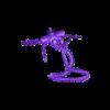 final_v1.stl Download free STL file Ophydian Necrotic Snake • 3D printable template, frogkillerpl