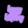 Hbday2.STL Télécharger fichier STL gratuit JEU DE 7 EMPORTE-PIÈCES POUR LES ANNIVERSAIRES • Modèle pour impression 3D, icepro10