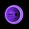 mason top small.stl Download free STL file Mason Jar Hydroponic Lid • 3D printing design, ianmclein