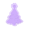 Christmas tree.stl Download STL file Cookie Cutter Christmas Tree • 3D printer template, carloseduardoalfonsogarcia