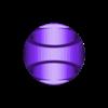 BLUE_-_lantern_ring.STL Download free STL file Lantern corps rings • 3D printer design, Clenarone