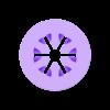 Ship_Centre_Top.STL Télécharger fichier STL gratuit Soucoupe volante Alien (USB) • Modèle pour impression 3D, fastkite