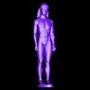 20150516_The_Getty_Kouros_by_CosmoWenman.obj Télécharger fichier OBJ gratuit Le Getty Kouros • Modèle pour imprimante 3D, Ghashgar