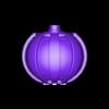 pumpkin_bomb.STL Download 3MF file Green goblin bombs from the Spide-Man comics • 3D print model, vetrock