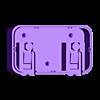 zaklad.stl Download free STL file key hanger • 3D print template, zibi36