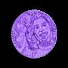 hq_reloj.stl Télécharger fichier STL gratuit Reloj Harley Quinn • Objet pour impression 3D, 3dlito