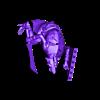Clanrat_Sword_1.stl Download free 3MF file Gangsta Rats • 3D printer template, EmanG