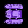 Assault gun hull.stl Télécharger fichier STL Ork Tank / Canon d'assaut 28mm optimisé pour FDM Printing • Modèle pour imprimante 3D, redstarkits