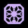 DronBox Plano v3 Inferior.stl Download free STL file Drone Chassis 3 Inches • 3D printer template, Zero13