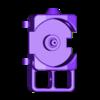 Frame.STL Download free STL file PortaReel Portable Fishing Pole • 3D printable model, mechengineermike