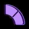 esun_divider_half_heigh_1.stl Download free STL file Spool Drawer Divider V2 • 3D printer model, jimjax