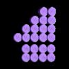 BeastBelly_EveryToken.stl Télécharger fichier STL gratuit Beast Belly : Jeu des fractions • Plan imprimable en 3D, Boastcott