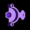Foot.stl Télécharger fichier STL gratuit Cerf robot contrôlé par les doigts • Objet pour impression 3D, Janis_Bruchwalski