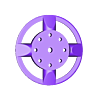 pulleyHalf.stl Download free STL file The First Clock • 3D print design, JacquesFavre