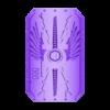 vet_shield_merged.stl Download STL file Ultra Chapter Bladeguard/Terminator upgrade set • 3D printer design, vb2341