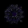 Green.stl Télécharger fichier STL gratuit Mandala multicolore • Objet pour imprimante 3D, MosaicManufacturing
