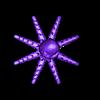 evil_eggtopus.stl Télécharger fichier STL gratuit Oeuf maléfique - topus • Design à imprimer en 3D, shawnrchq