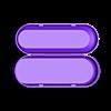 Glasses_case.stl Download free STL file Glasses case • 3D printer design, imakina