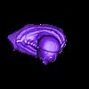 Cardassian_bust.stl Download free STL file Cardassian bust • 3D print object, poblocki1982