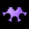 UmbrellaCaddyLg_2.stl Télécharger fichier STL gratuit Chariot de parapluie de patio • Objet pour impression 3D, jps4you