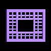 industrialwindowbig2.stl Download free STL file Cereal box, Loft house • 3D print template, Steedrick
