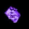 bunnydavewithkitty_lower.stl Télécharger fichier STL gratuit Bunny Dave avec Kitty • Modèle pour impression 3D, Revalia6D