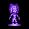 Ahsoka.stl Descargar archivo STL Ahsoka Tano Chibi (El Mandaloriano) Star Wars • Diseño imprimible en 3D, MatteoMoscatelli