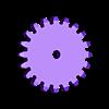 Gear_M08_T20.stl Télécharger fichier STL gratuit Kozjavcka ( Козявка ) • Modèle pour impression 3D, SiberK