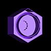 GreenhouseJar78mm.stl Télécharger fichier STL gratuit Upcycle Jar Greenhouse - pour des impressions plus grandes sans support • Objet pour impression 3D, plokr