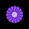Vase ecaille .stl Télécharger fichier STL X86 Mini vase collection  • Objet imprimable en 3D, motek
