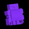 ronan-le-robot-MFSM.stl Télécharger fichier STL gratuit Ronan, la mascotte de la MakerFaire Saint Malo • Objet pour impression 3D, leFabShop
