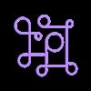 posa vasos 4.stl Download STL file minimalist bassinet • 3D printable design, RIHNOTECH3D