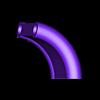Girouette bras 3.stl Download free STL file Weather vane • 3D printable object, Nitsoh