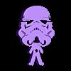 Earphone Stormtrooper.stl Télécharger fichier STL gratuit Porte-écouteurs Star Wars • Design pour impression 3D, CheesmondN
