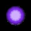 Jack-O-Lantern Base Smile Face.stl Download STL file Jack-O'-Lantern Smile Face • 3D printer design, abbymath