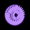 LtDan_GearSet_FR.STL Télécharger fichier STL gratuit STARWARS motorisés AT - AT • Plan imprimable en 3D, Rio31