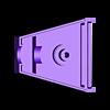 SIO_Connector_for_PLA_-_Bottom.stl Download free STL file SIO Plug for 400/800/XL/XE Atari 8-Bit Computers, PLA Sized • 3D printer template, MrRobot6502