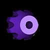 FAT_KNOB.STL Download free STL file Longboard clamp for GoPro camera • Model to 3D print, daGHIZmo
