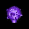 King_H.stl Download free STL file Pig Royal Family • 3D printer model, shuranikishin