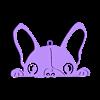 15.stl Download STL file Dogs • 3D printing object, GENNADI3313