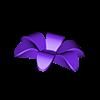FlowerPin.stl Download free STL file Flower-shaped Push pin #1 • 3D print model, WallTosh