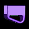 evo_mag_plate.stl Download free STL file ASG CZ EVO 3 Scorpion MAG Plate • 3D printable template, azgiliath