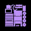 DARKEST.stl Download free STL file Gipsy Wagon 28 mm (Darkest Dungeon tribute) for 3D printing • 3D printer template, Alfarabius
