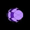 barril_extr2.stl Télécharger fichier STL gratuit Calibrage de l'extrudeuse double • Objet à imprimer en 3D, saginau