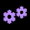 1to2Tree.stl Télécharger fichier STL gratuit Joyeux Noël Professeur Koch ! • Objet à imprimer en 3D, Darkolas